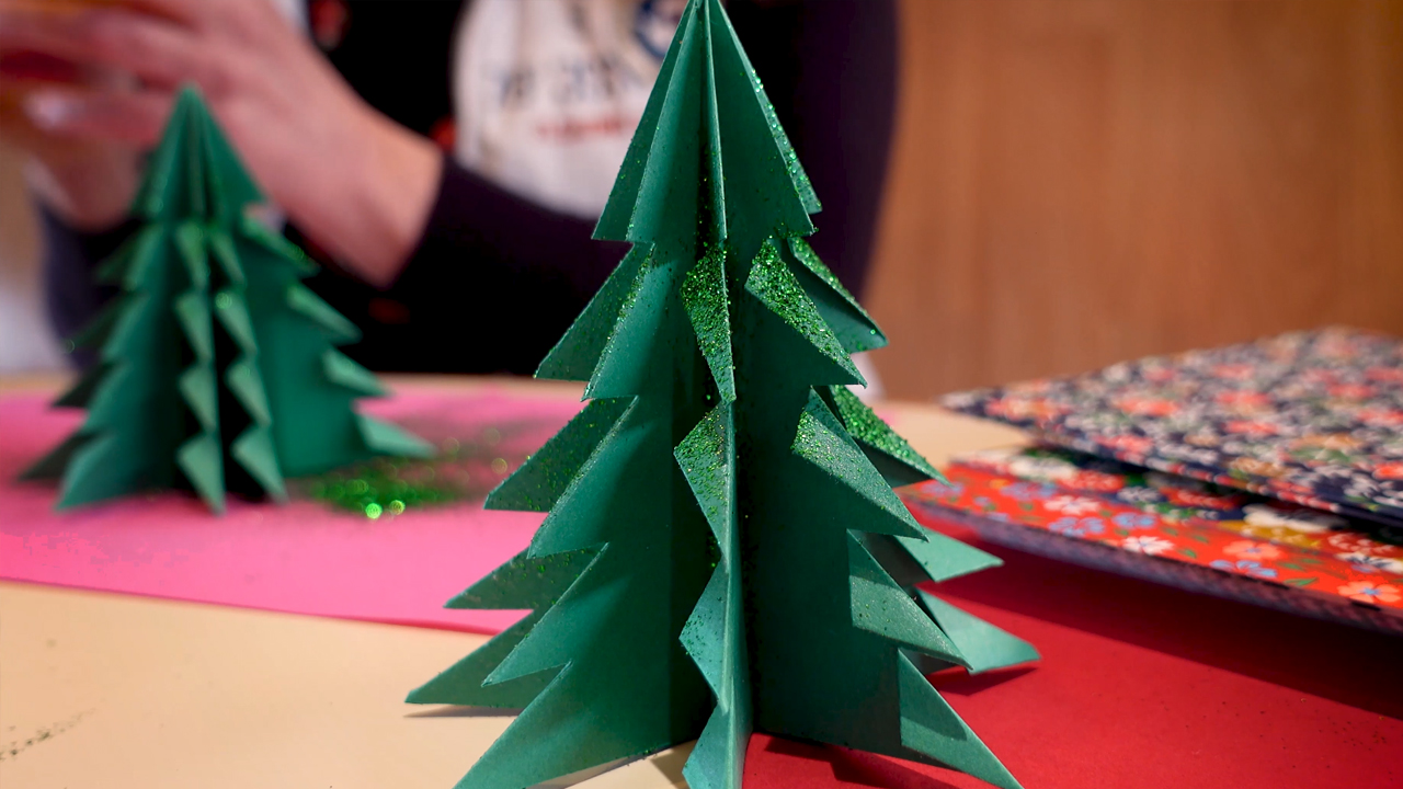 sapins_origami
