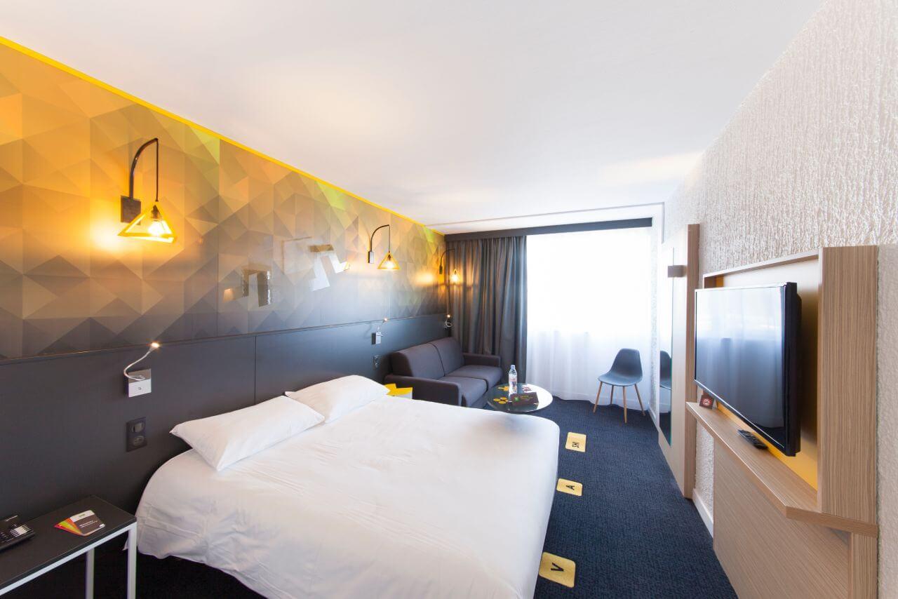 Ambiance Et Style Poitiers hôtel ibis styles poitiers nord 3 étoiles - parc du futuroscope