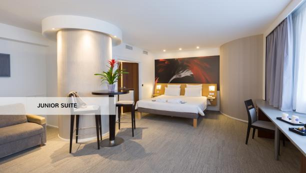 Novotel - Site du Futuroscope - Junior Suite