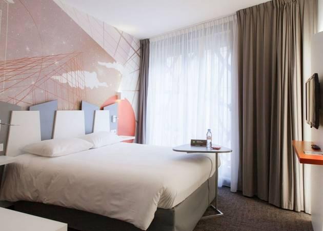 Hôtel Ibis Styles Poitiers Centre visio1