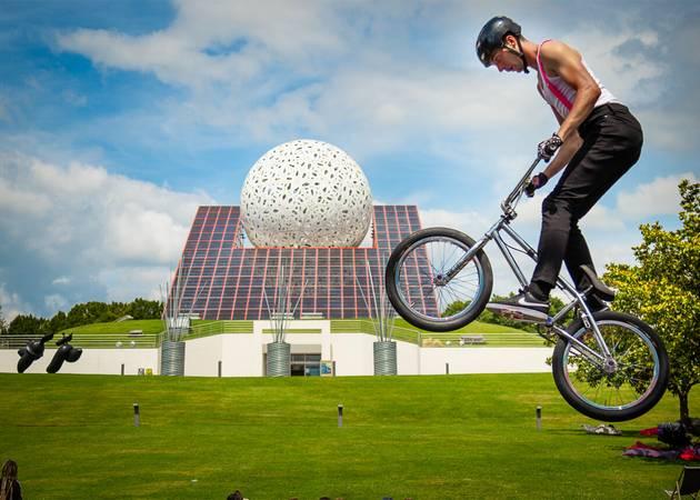 Circus Riders - Photo JL Audy/Futuroscope