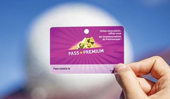 Card pass premium