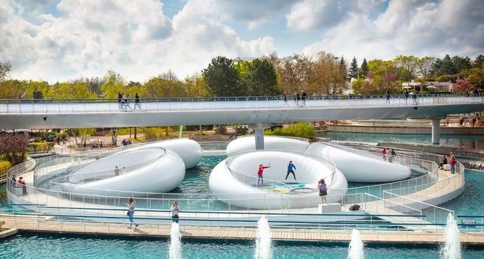 Attraction Stadium Aqualympique visio 2