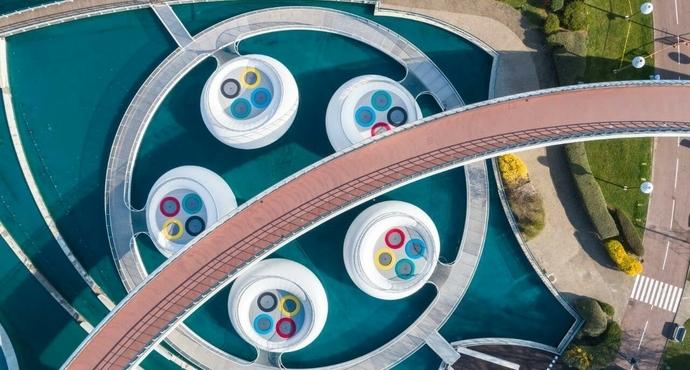 Attraction Stadium Aqualympique visio 3