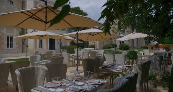 Hôtel Château Clos de la Ribaudière visio4