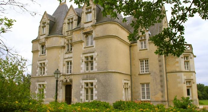 Hôtel Château de Périgny visio4