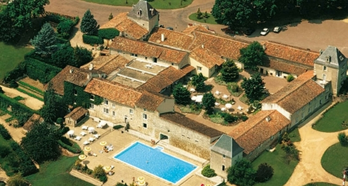 Hôtel Château de Périgny visio5