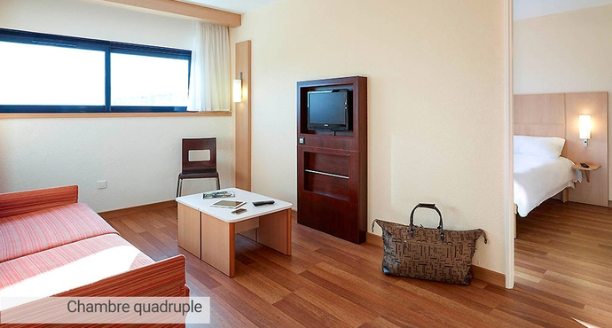 Hôtel Ibis Visio 2