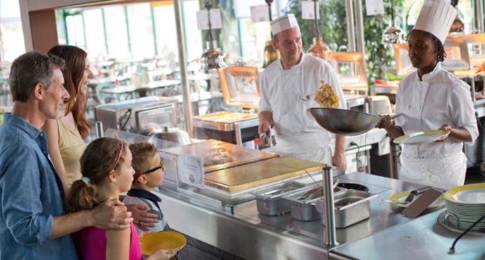 Restaurant Table d'Arthur Visio 3